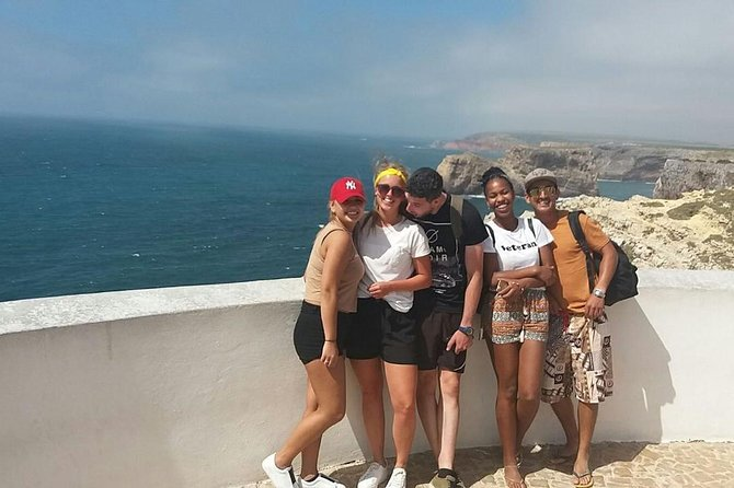 Join us and discover the Algarve on an epic 8 hour tour from Albufeira. <br><br>This day tour takes you to Lagos and Sagres where you have the chance to explore the history, culture, and secrets of this special cost line. <br><br>You will travel to wild beaches, amazing rock formations, walk on massive cliffs and visit fishing villages and historical towns.