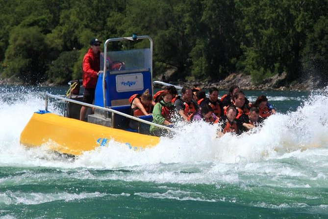 Jet Boating on the Lachine Rapids, Montreal, CANADA