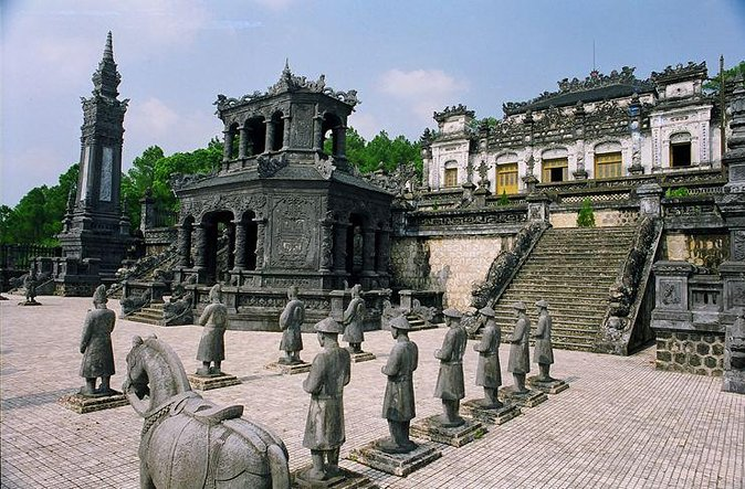 Hue city tour with private english speaking driver: see royal tombs and more, Hue, VIETNAM