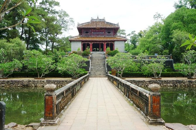 Hue sightseeing Tombs and Pagoda with private driver, Hue, VIETNAM