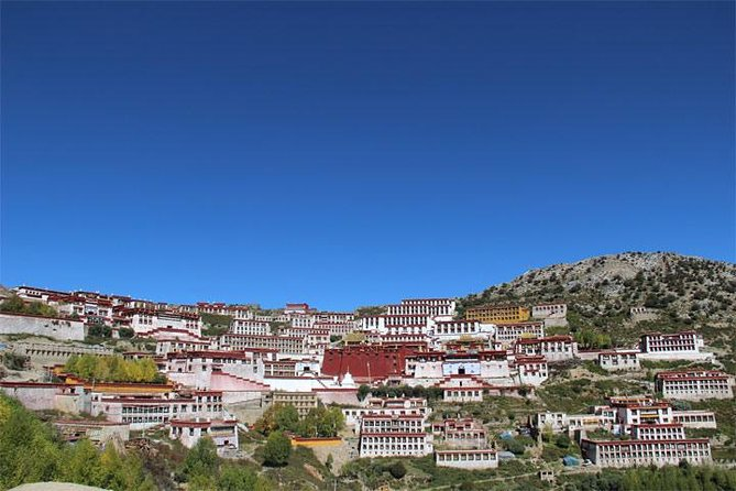 This full-day Tibet day tour is designed for you to explore the Ganden Monastery, which is a favorite because of its fantastic views while doing the kora, a type of Buddhist pilgrimage, around it. Drive up to Ganden along winding mountain road, tourists can see the far view of Splendid monastery complex on the top of the mountain and the beautiful views over the Lhasa valley.