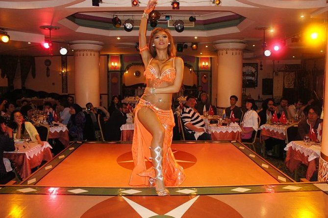 Sultana's Belly Dancing, Shows and Dinner in Istanbul, Estambul, TURQUIA
