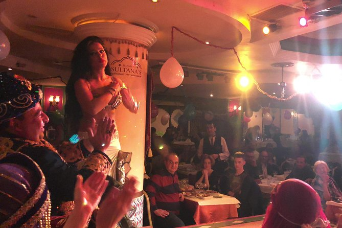 Sultana's Belly Dancing, Shows and Dinner in Istanbul (Official and Direct), Istambul, TURQUIA