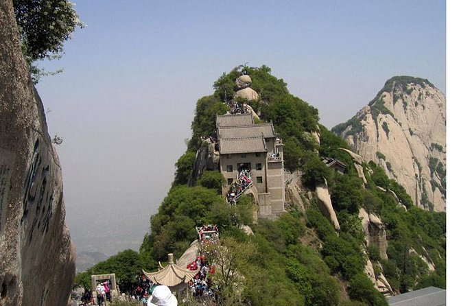 Xian Day Trip to Mt. Huashan with Round-trip Cable Car, Private No Shopping Tour, Sian, CHINA
