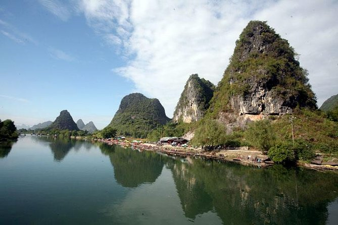 1-Day Li River Cruise from Guilin to Yangshuo with Private Guide & Driver, Guilin, CHINA