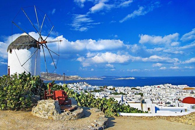 MÁS FOTOS, Visita Mykonos Chora & Playas Medio Día