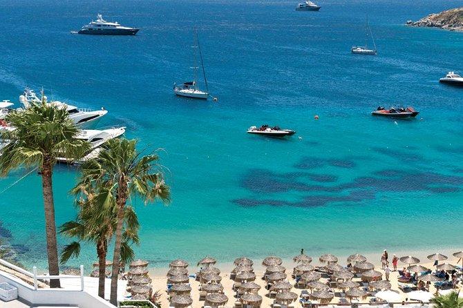 MÁS FOTOS, Mini Crucero Playas del Sur Mykonos Día Completo
