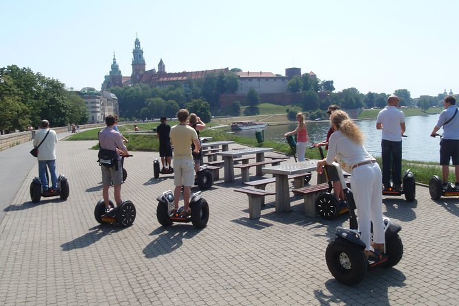 Small-Group Segway City Tour in Krakow, Cracovia, Poland