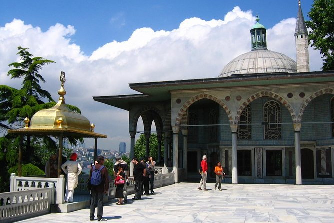 Excursão completa em Istambul com Palácio Topkapi, Santa Sofia, Mesquita Azul e Grand Bazaar, Istambul, TURQUIA