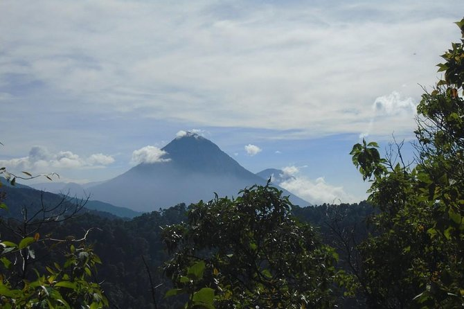 Santa Maria volcano hike is going to be a wonderful experience. The volcano es located in Llanos del Pinal, 30 minutes far from Xela, the meeting point. <br><br>This hike is a high level of difficultity because of the inclination and the hight, its altitud is 3772 metter over the level sea. Because of it you will appreciate one of the most wonderful views in your life. From the top of the volcano is possible to see the south coast, San pedro, Atitlán and Toliman volcanoes that are located at the Lake Atitlan, also you can appreciate, with a nice weather, Acatenango, Agua and Fuego volcano. But close close to Santa Maria is Santiaguito volcano, a volcano what makes eruption almos each hour a day. So you will apreciate an eruption from above. <br><br>The service is door to door, so the driver is going to pick you up to you hotel in zone 1,2, 3, 5 and 9 in Xela, otherwise the meeting point is the Central Park. <br><br>To get to the top takes 3 hours and going down around 2 and a half hour.