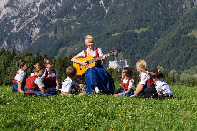 Private Full-Day Tour from Salzburg: The Hills are Alive and Eagle's Nest, ,
