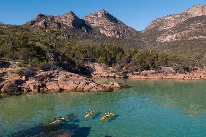 The Freycinet Paddle, Coles Bay, AUSTRALIA