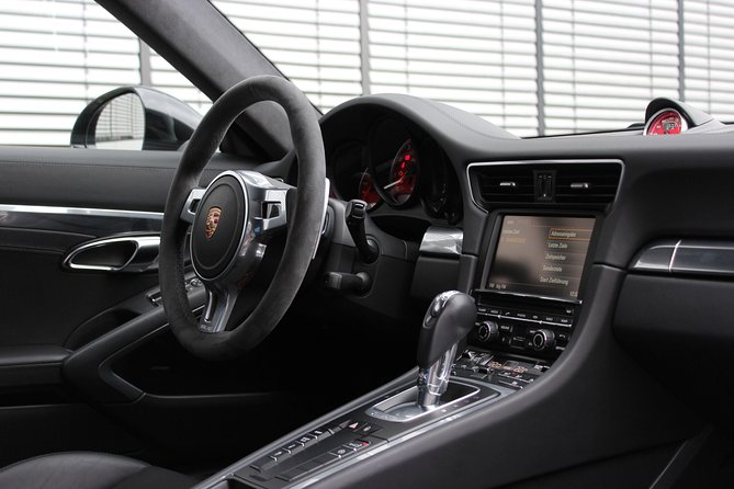 Rent a Porsche 911 Turbo Coupe (991) from ECC-RENT Germany, Frankfurt, ALEMANIA