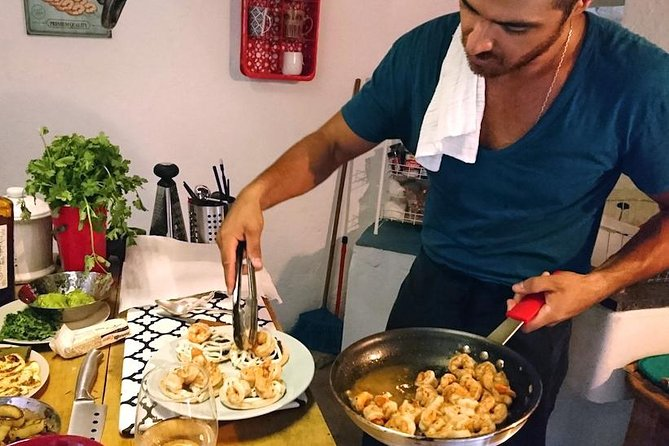Visita al mercado y clase de cocina: aprenda a cocinar auténtica comida mexicana con un toque moderno, Puerto Vallarta, MEXICO