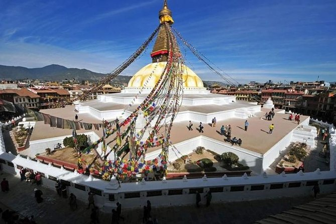 The Kathmandu day tour includes visit of Kathmandu Durbar Squire, Swayambhunath Stupa , Pasupatinath Temple and Bouddhanath stupa.