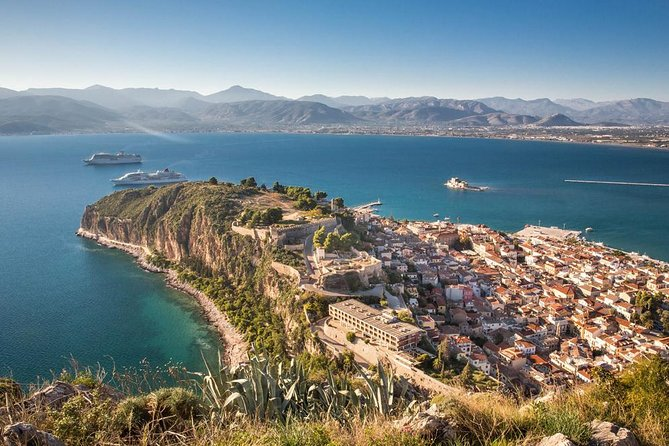 Welcome to Nafplio! <br><br>Live an unforgettable experience in the first capital of Greece that is considered to be one of the most beautiful and romantic cities of Greece! <br><br>During this amazing walking tour in the city of Nafplio we learn about its long history as we wander in the picturesque alleys with the neoclassical mansions and Venetian balconies. Accompanied by a local tour leader we visit the most important archaeological sites, we search for traces of the Franks, Venetians and Ottomans in the architecture of the city and we enjoy the characteristics scents of the Jasmine.