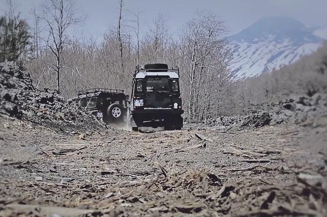 MÁS FOTOS, Half Day Etna Jeep Tour