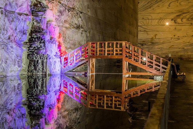 This trip is your chance to discover two extraordinary places in Europe: Slanic Prahova Salt Mine and The Salt Mountain. Slanic Prahova is an all-season spa resort, famous for its curative mineral waters, but its main attraction is the spectacular Salt Mine, one of the biggest in Europe and famous for its healing effects.