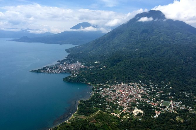 Enjoy the most magnificent view of Lake Atitlan, whether it be sunrise or mid-day. Over 4000 feet above Lake Atitlan you will see the entire lake and have views of seven volcanoes.  Easy hike from the trail head to summit, the drive through the highlands and cloud forest are worth the trip alone. <br><br>Add on a trip to the Sacred Hunters Cave as an extra bonus. Learn about the history of this cave and why it has become a sacred symbol for the hunters.