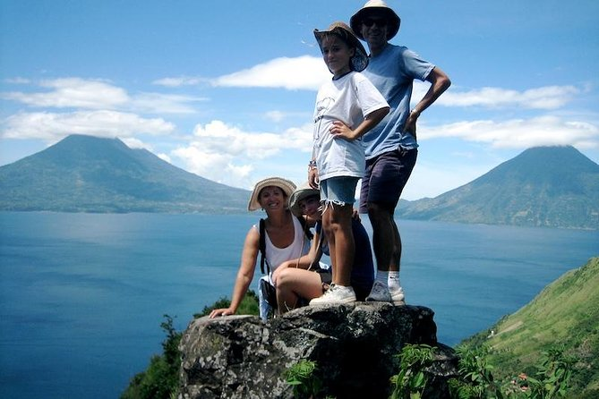 Discover the North Shore of Lake Atitlan on this 4-hour hiking tour. Family Friendly. Admire the breathtaking scenery, and see Mayan villagers and farmers on their daily life. Hike along ancient paths in a remote section of Lake Atitlan.
