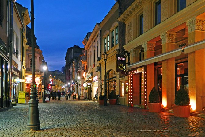 MÁS FOTOS, Transfer from Brasov to Bucharest with Hotel Pick-up