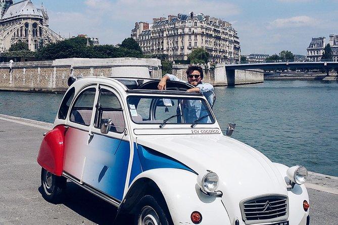 Paris Private Tour: Romantic Tour in a 2CV, Paris, FRANCIA