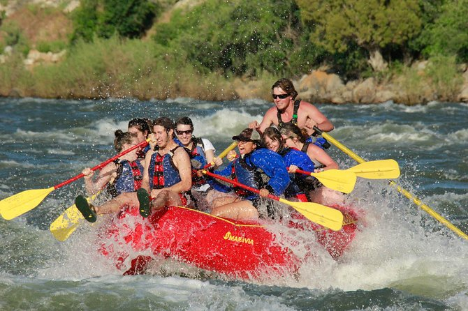 This full-day rafting trip takes you on a 5-hour, 18-mile adventure on the Yellowstone River and through Yankee Jim Canyon, stopping along the way for a picnic lunch.