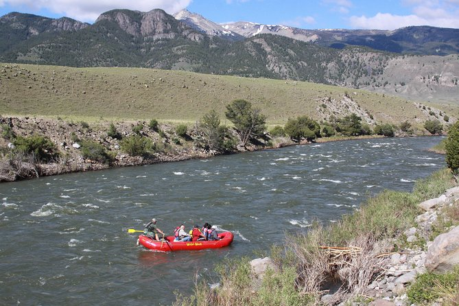 This scenic float is a relaxing rafting option for families with kids between the ages of 0-2, or elderly folks who may not feel up to a regular whitewater adventure. During this 6-mile trip, find yourself surrounded in nature's beauty as you meander down the magnificent Yellowstone River.