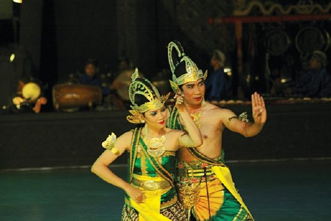 Watch the spectacular Ramayana show in open stage with Prambanan Temple as a backdrop. Built in the 10th century, Prambanan is the largest temple compound dedicated to Shiva in Indonesia. Rising above the centre of the last of these concentric squares are three temples decorated with reliefs illustrating the epic of the Ramayana, dedicated to the three great Hindu divinities (Shiva, Vishnu and Brahma) and three temples dedicated to the animals who serve themPerformed since 1961, with the magnificent floodlit Candi as a backdrop, nearly 200 dancers and gamelan (traditional Javanese and Balinese orchestra) musicians take part in a spectacle of monkey armies, giants on stilts, clashing battles and acrobatics. Buffet dinner will be served before the show at the semi open area in temple yard.Schedule: Tuesday, Thursday and SaturdayDuring rainy season (January to April, November-December) the performance is held in indoor stage Trimurti at the same complex