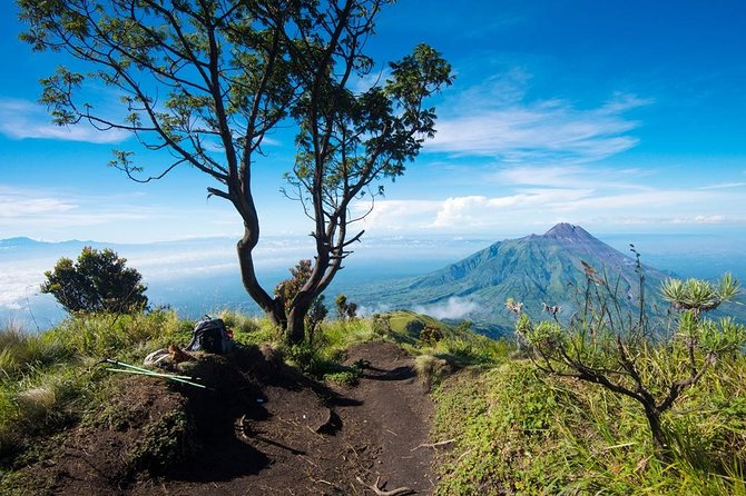 Feeling adventurous? Hiking the world famous volcano Mt. Merapi surely is a great choice. There will be a guide for this soft hike, and later on you will be able served the signature local cuisine at Kaliadem Village.Looking for a bit of adventure during your stay in Yogyakarta? This is the right tour for you!This full day tour will bring you to the feet of the world famous volcano called Mount Merapi. As you depart around 7 am, you will already feel the excitement and freshness of the air on your way to the location. As you approach the site, you will meet the guide who will explain you the details for this soft hike in the mountain. The landscape will amaze you from the second you cast your sights to the structure. The lunch that will be served is an excellent typical and local cuisine at Kaliadem village.After lunch, you will be transferred back to your hotel in Yogyakarta in your air-con van.