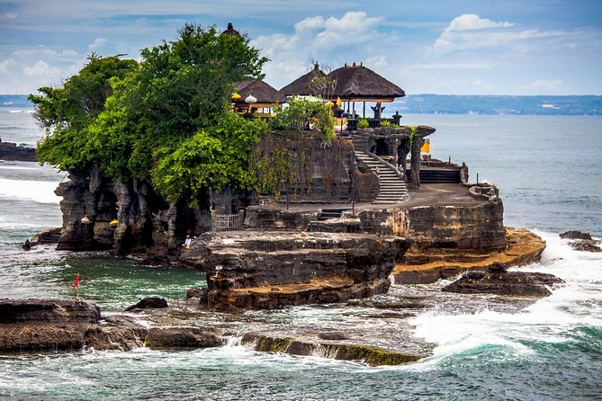 From this full-day Bali water temples tour, you get to visit the three of the most famous temples in Bali: Tanah Lot, Ulun Danu and Taman Ayun Temple. On this tour, you will get the chance to visit the world's most famous Tanah Lot situated in the midst of the ocean with an interesting story behind it. Later on, you will get to experience the Ulun Danu Temple (the image used on most Bali tourism marketing) in Bedugul with a view of Lake Bratan and as well as Taman Ayun, which was built for the royalty which dates back to the 17th century.