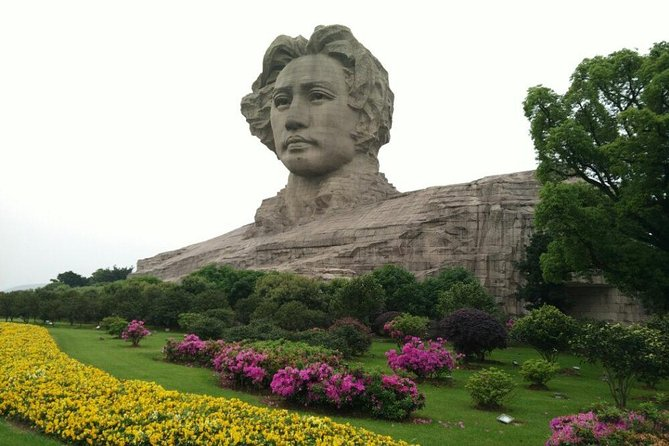 Taking a private day tour to see the amazing Changsha Yuelu mountain, Yuelu Academy and Orange Island, private van, English speaking guide, Chinese lunch and entrance fees of sites are included.