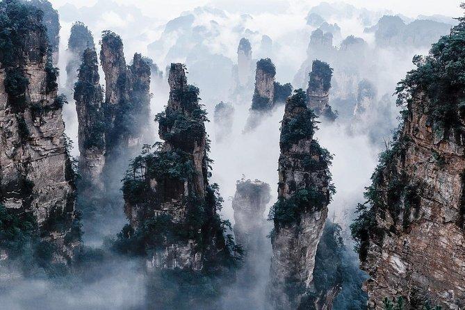 MÁS FOTOS, Zhangjiajie Private 5-Day Tour: Tianmen Mountain and Fenghuang County
