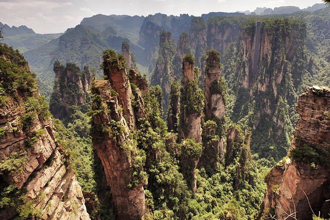 MÁS FOTOS, Private Day Trip: Zhangjiajie National Forest Park And Tianzi Mountain