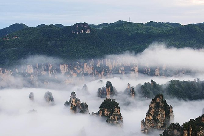 MÁS FOTOS, Private Zhangjiajie Day Trip With Grand Canyon And Yellow Dragon Cave