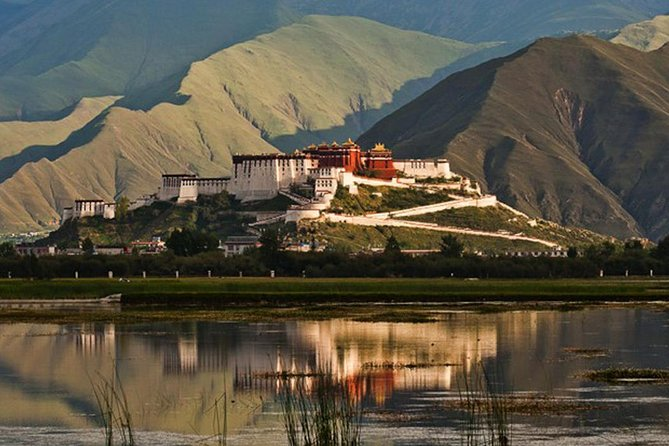 Take a day to explore Lhasa's rich history with a visit to some of the most famous attractions. Delve into the ancient lore by exploring the impressive collections of artifacts among the practicing pilgrims at Potala Palace and Jokhang Temple. Travel in peace knowing everything you will need to venture into the area has been taken care of on this private trip. Explore the antiquity in a contemporary setting with the direction of a professional guide.