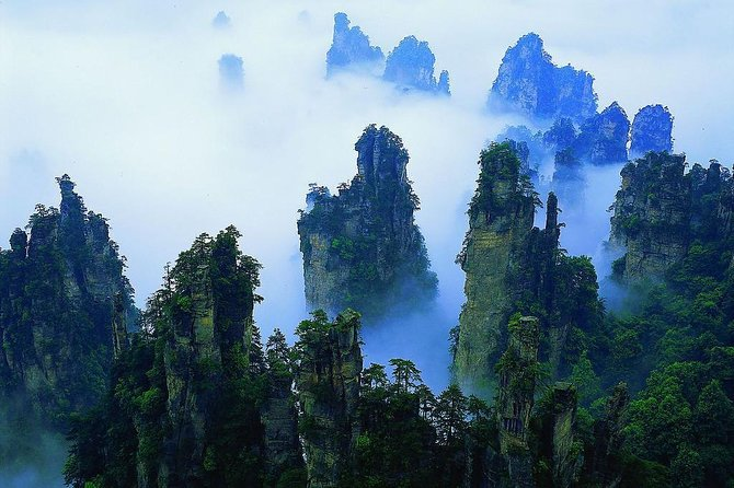 MÁS FOTOS, Private 4-Night Zhangjiajie Photography Tour Combo Package