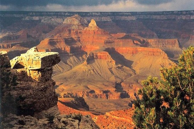 Embark on an 8-hour tour of the Grand Canyon's South Rim on this guided trip outside of Flagstaff. Search for mule deer and California Condor as you learn about the National Park's unique geology from an expert guide. Order off the menu at a local restaurant in Navajo country while you explore the area in and around one of the world's most famous natural landmarks. Lunch included.