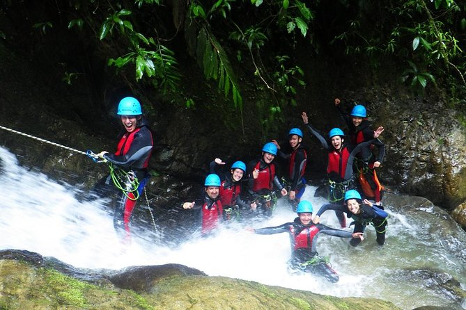 This 4-hour tour will take you on a canyoning adventure in Baños, Ecuador. It is the perfect tour for you if you are looking for an adventurous, outdoor activity set in extraordinary surroundings. You will receive a briefing session with highly qualified canyoning guides who are very experienced and well-grounded in the technical know-how. The tour follows strict safety regulations in order to guarantee the highest operational standards. Join in the fun and have a wonderful time.