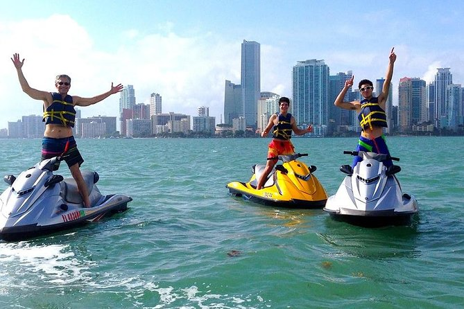 MORE PHOTOS, Biscayne Bay Jet Ski Tour