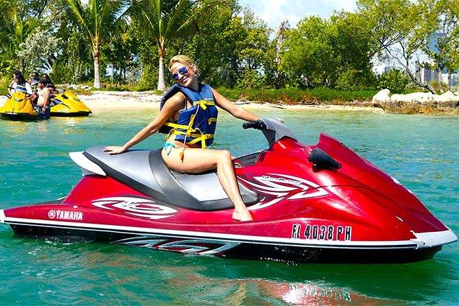 Biscayne Bay Jet Ski Tour, Miami, FL, ESTADOS UNIDOS