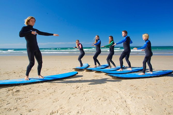 Learn to Surf at Lorne on the Great Ocean Road, Gran Carretera Oceanica, AUSTRALIA