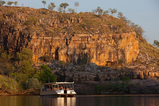 The Nitmiluk Gorge is made up of 13 separate gorges. This maze of waterways has been sculpted from the sandstone over countless millennia by the Katherine River. Experience the beauty, history and culture of the Northern Territory's Nitmiluk National Park.