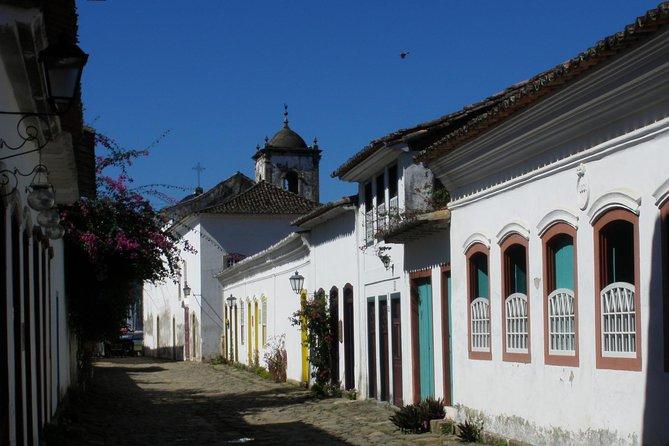 Recorrido de 2 horas a pie por los lugares históricos de Paraty, Brasil, Paraty, BRASIL