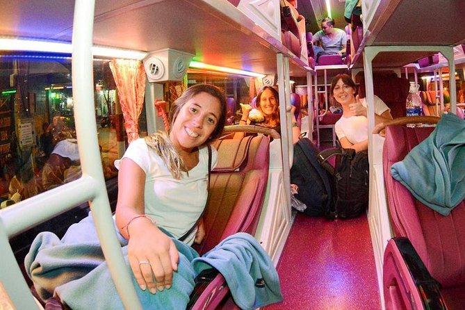 Billete en Vietnam Deluxe Open Bus, Hanoi, VIETNAM