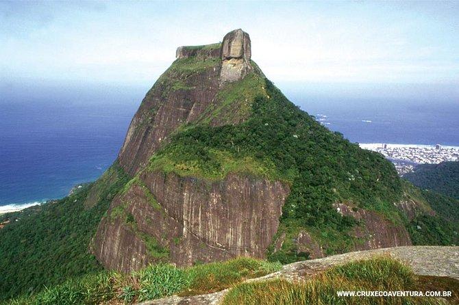 Caminata hasta el pico de Tijuca en Río de Janeiro, Río de Janeiro, BRASIL