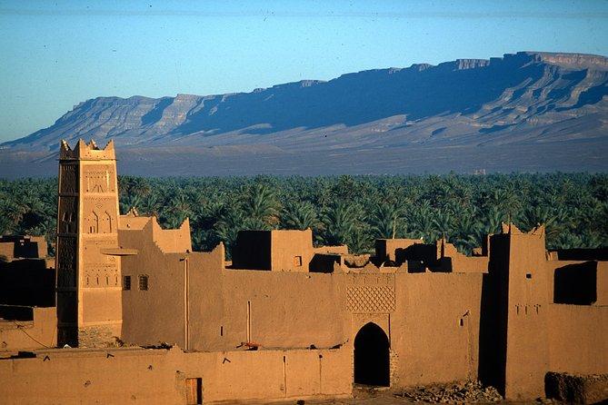Overnight Desert Tour from Marrakech to Zagora, Uarzazat, MARROCOS