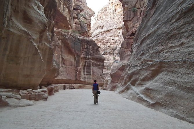 Excursión privada de un día completo a Petra con almuerzo desde Ammán, Aman, JORDANIA