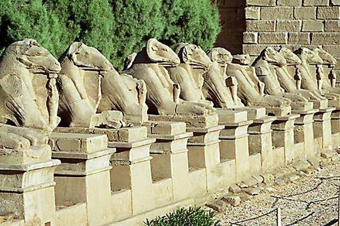 Experience Egypt and enjoy sailing Nile Cruise by flight (flight tickets included). Start in Cairo with a visit to the Giza Pyramids and the Egyptian Museum then fly to Luxor to embark 5-Days on a Nile cruise. Youhave time toexplore the Karnak and Luxor temples add-on, then the Valley of the Kings, the Temple of Queen Hatshepsut, which was built by the architects of the New Kingdom Pharaoh Hatshepsut in the 15th century BC. Head to the Colossi of Memnon.