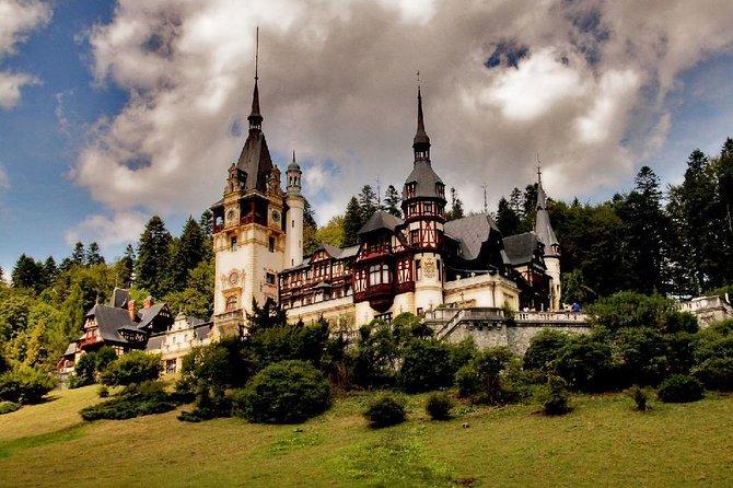 Castillos de Transilvania: Excursión privada de un día con salida desde Bucarest, Bucarest, RUMANIA